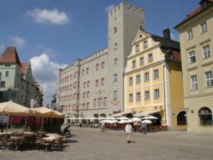 Regensburg Haidplatz